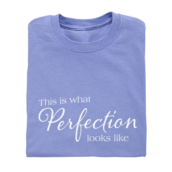 Perfection T-Shirt - Violet - View 2