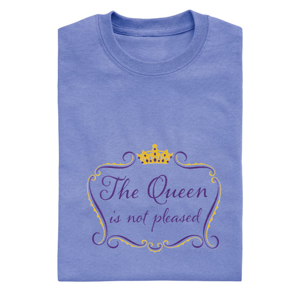 The Queen T-Shirt - View 2