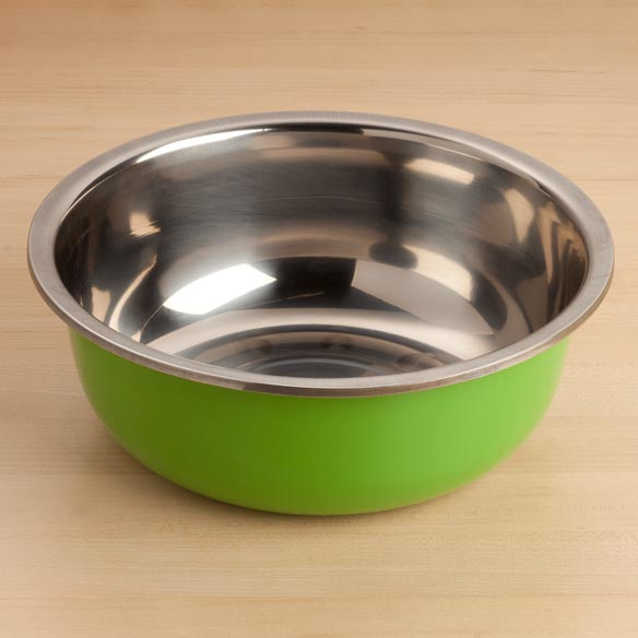 Stainless Steel Bowls - Set Of 3 - View 4