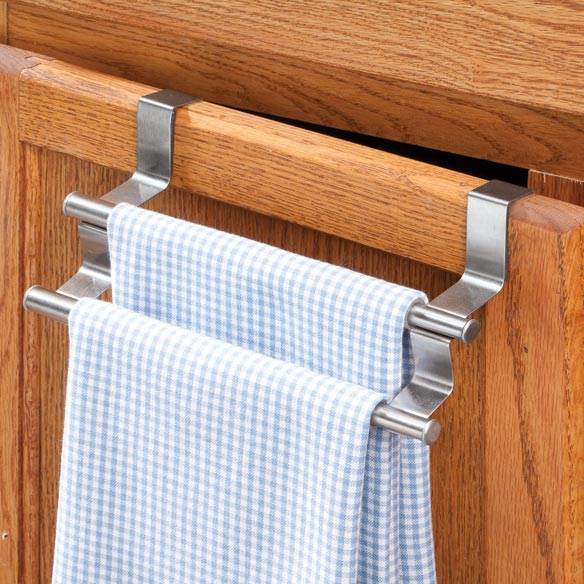 Expandable Cabinet Towel Bar - View 2