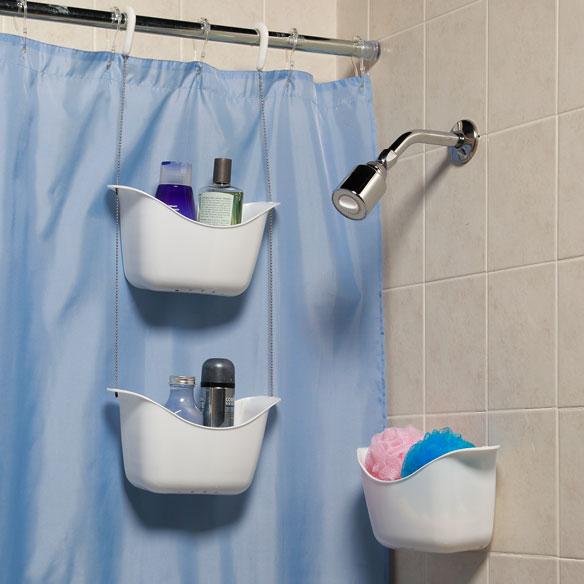 3 Basket Shower Caddy - View 2