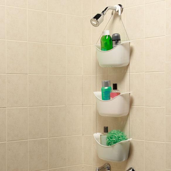 3 Basket Shower Caddy - View 3