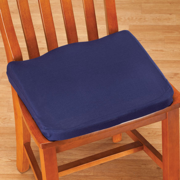 Memory Foam Cushion With Cooling Gel - View 2
