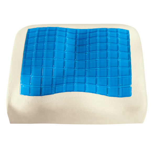 Memory Foam Cushion With Cooling Gel - View 3