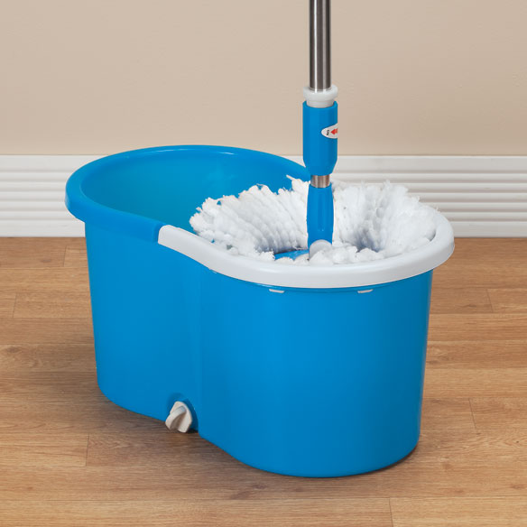 Clean Spin 360° Mop & Bucket Set - View 2