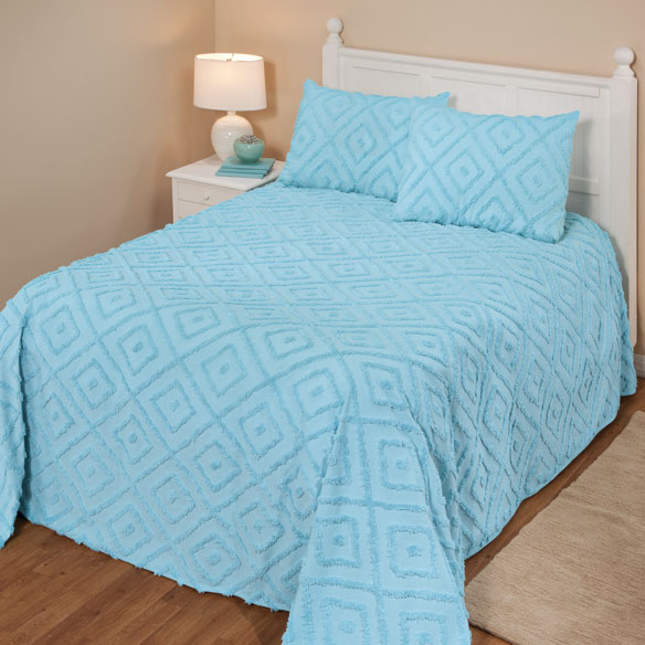 The Laura Chenille Bedspread - View 2