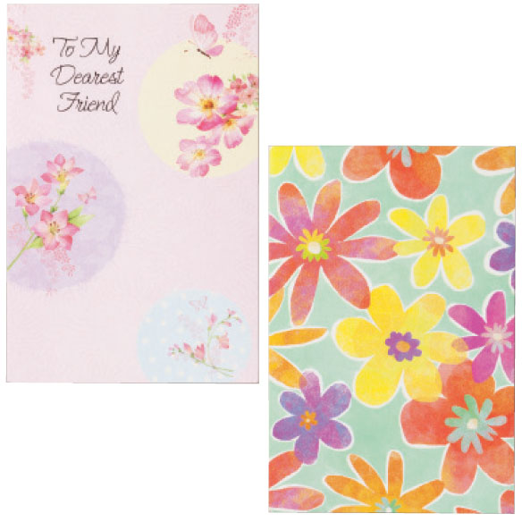 Thank You & Friendship Cards, Set of 24 - View 3