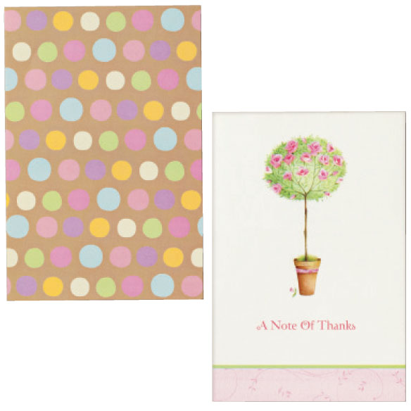 Thank You & Friendship Cards, Set of 24 - View 4