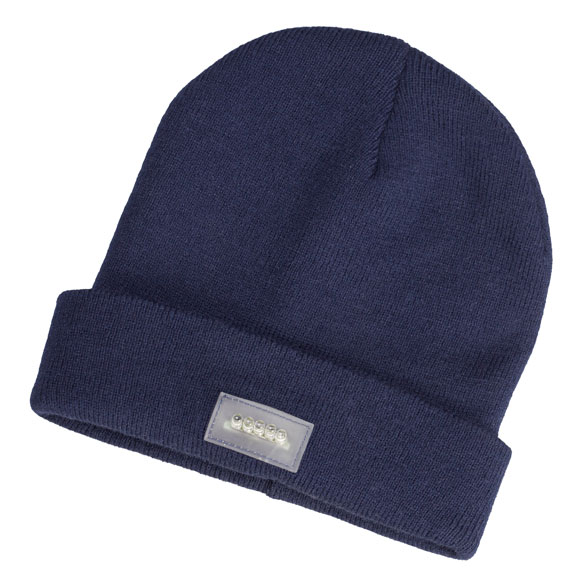 LED Knit Cap - View 4