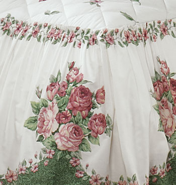 English Roses Bedding