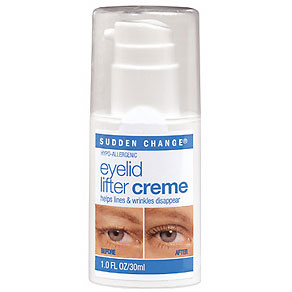 Sudden Change™ Eyelid Lifter Creme