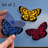 Butterfly Screen Patch