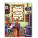 Christmas Cookbook Card