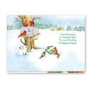 Feed the Birds Christmas Card