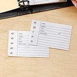 Desk & Computer Accessories - Address Book Refills
