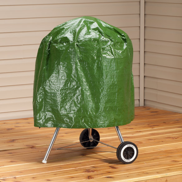 "Charcoal Grill Cover - 23"" H x 27"" W"