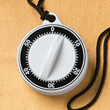 $8.99 and Under Kitchen Gadgets - Kitchen Timer On A Rope