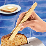 $8.99 and Under Kitchen Gadgets - Bamboo Toast Tongs