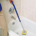Bathroom & Shower - Bathtub Scrubber