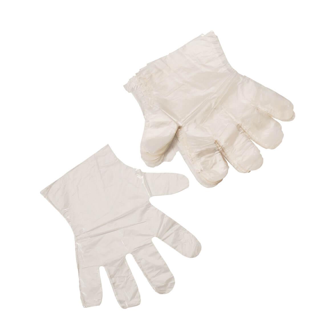 Plastic Gloves 100 Pak