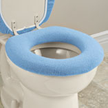 Bathroom & Shower - Toilet Seat Cover