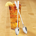 View All Gadgets - Long Handled Teaspoons - Set Of 8