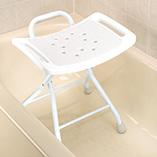 Bathroom & Shower - Folding Bath Bench