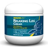 Health Care - MagniLife® Restless Leg Cream - 4 Oz.