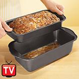 Cookware & Bakeware - Nonstick Meatloaf Pan