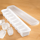 View All Storage & Holders - Single Ice Cube Tray With Lid - Set Of 2