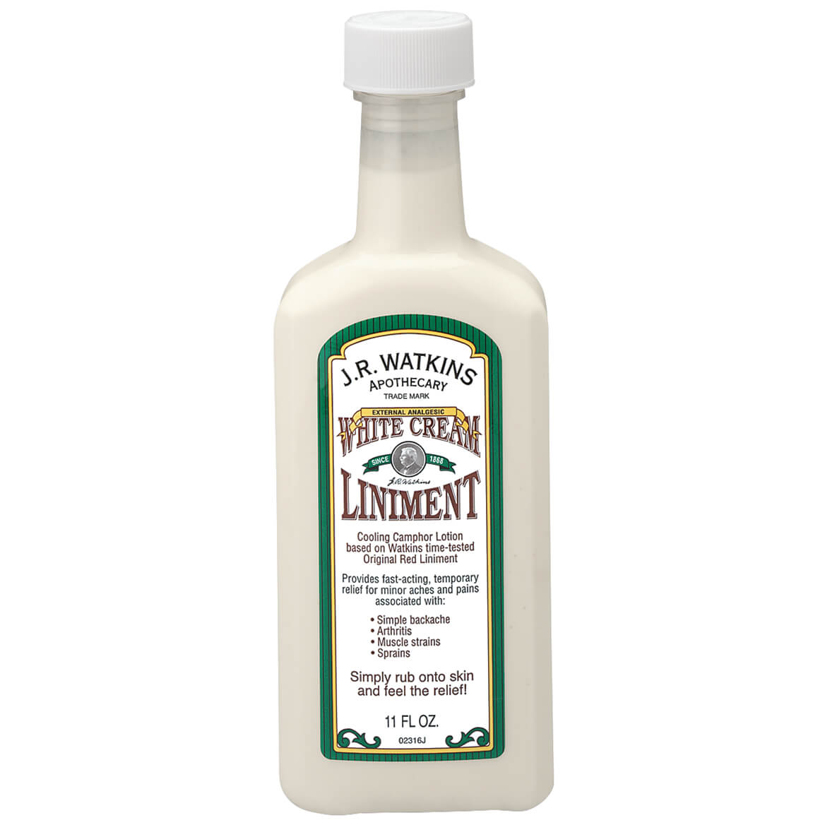 White Cream Liniment