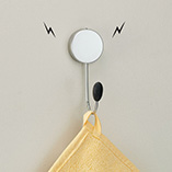 Kitchen - Magnetic Hook Single