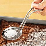 Baking - Powdered Sugar Sifter Spoon