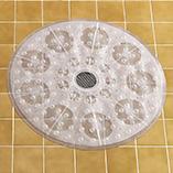 Bathroom & Shower - Round Shower Mat
