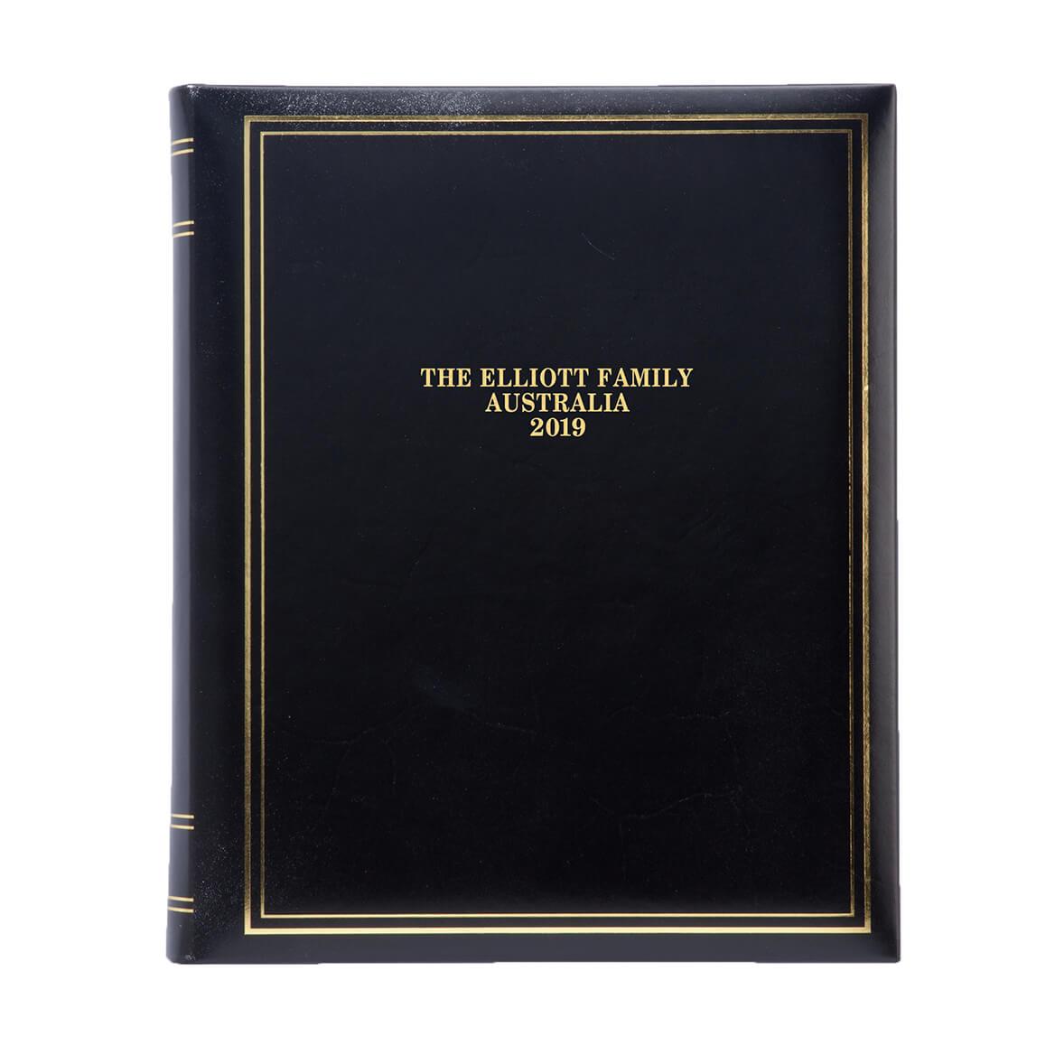 Personalized Extra Capacity Presidential Album-309226