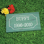 Pet Toys & Supplies - Pet Memorial Marker