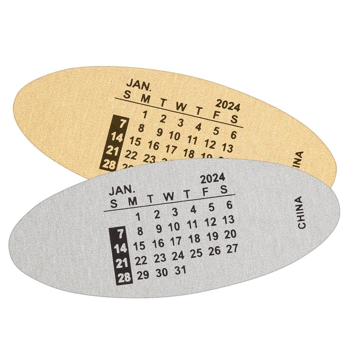 Watchband Calendar Plates