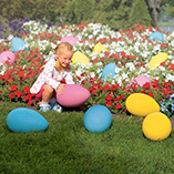 Easter - Giant Plastic Egg