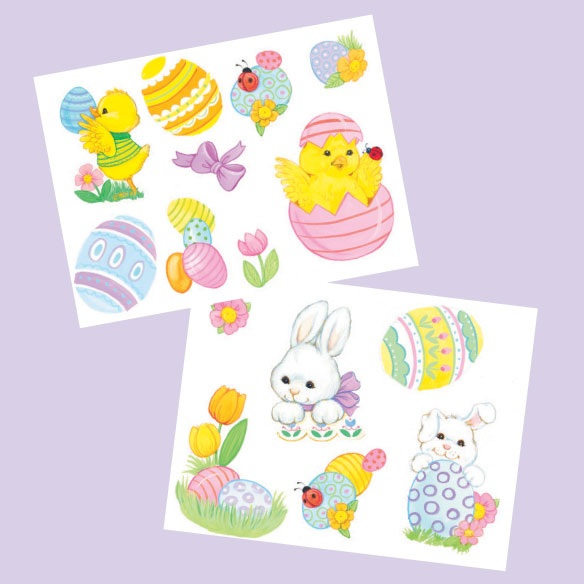 Easter Sticker Sheet