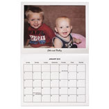 Table Calendars - 12 Month Photo Calendar