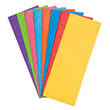 Color Tissue Paper Bright Collection