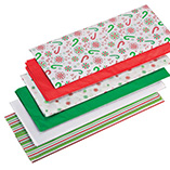 Wrapping & Gift Giving - Christmas Tissue Paper