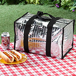 Patio & Grill - Large Thermal Tote Bag