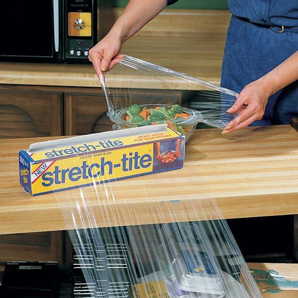 Stretch-Tite® Premium Plastic Food Wrap