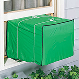 Lawn & Exterior Maintenance - Window Air Conditioner Cover