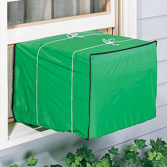 Window air conditioner cover air conditioner cover for Air conditioning unit covers outside