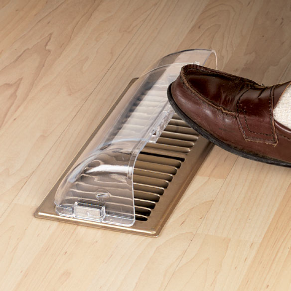Floor Vent Deflector
