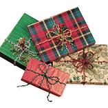 Wrapping & Gift Giving - Metallic Elastic Ribbon