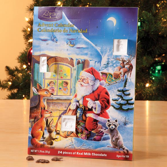 Chocolate Advent Calendar