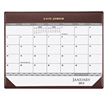 Table Calendars - Personalized Table Noter